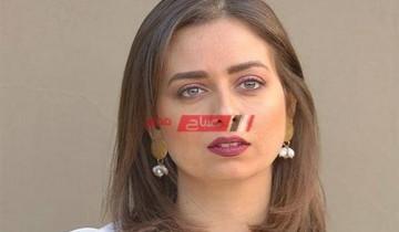 هبة مجدي تستعيد ذكريات الطفولة مع المسرح
