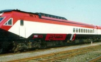 السكة الحديد تعلن مواعيد قطارات اليوم