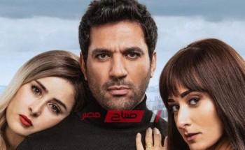 حسن الرداد وأمينة خليل يحضران عرض فيلم توأم روحي في وسط الجمهور اليوم