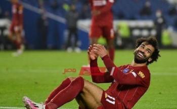 كلوب يتحدث عن مصير محمد صلاح مع ليفربول