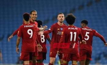 نتيجة مباراة ليفربول وريال مدريد دوري أبطال أوروبا