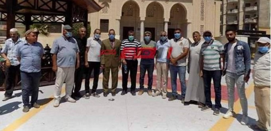 جولة محافظ شمال سيناء لمشروع تطوير العريش والأسواق