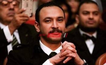 أحمد خالد صالح يهنئ والده الراحل بعيد ميلاده