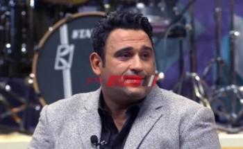 أكرم حسني يستعد لتصوير فيلمه الجديد العميل صفر