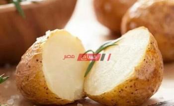 فوائد البطاطس المسلوقة للرجيم