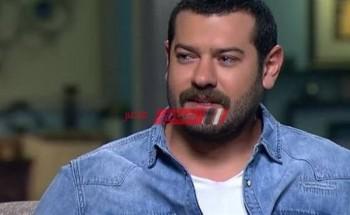 عمرو يوسف يبدأ تصوير مسلسله الجديد في شهر أكتوبر المقبل