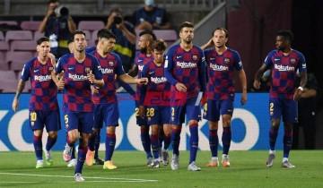 نتيجة مباراة برشلونة وريال سوسيداد اليوم الدوري الإسباني