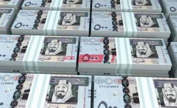 سعر الريال السعودي اليوم الثلاثاء 11-8-2020 في مصر