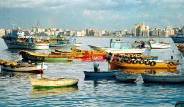 طقس مائل للحرارة على الإسكندرية وانخفاض في درجات الحرارة اليوم الخميس