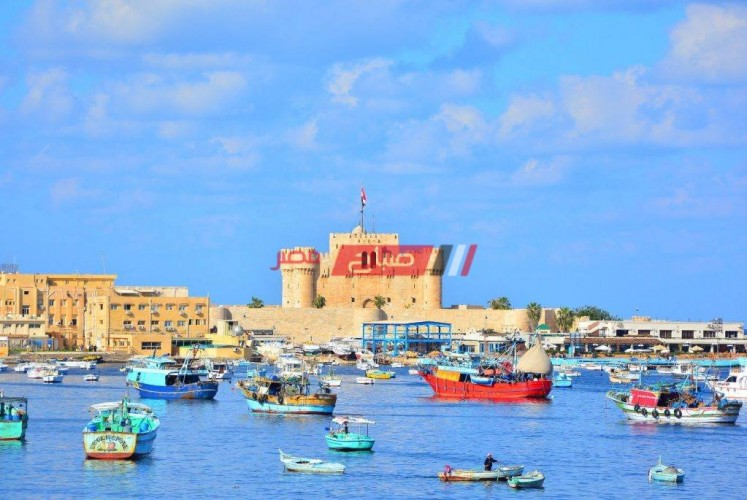 درجات الحرارة وطقس الإسكندرية غداً السبت