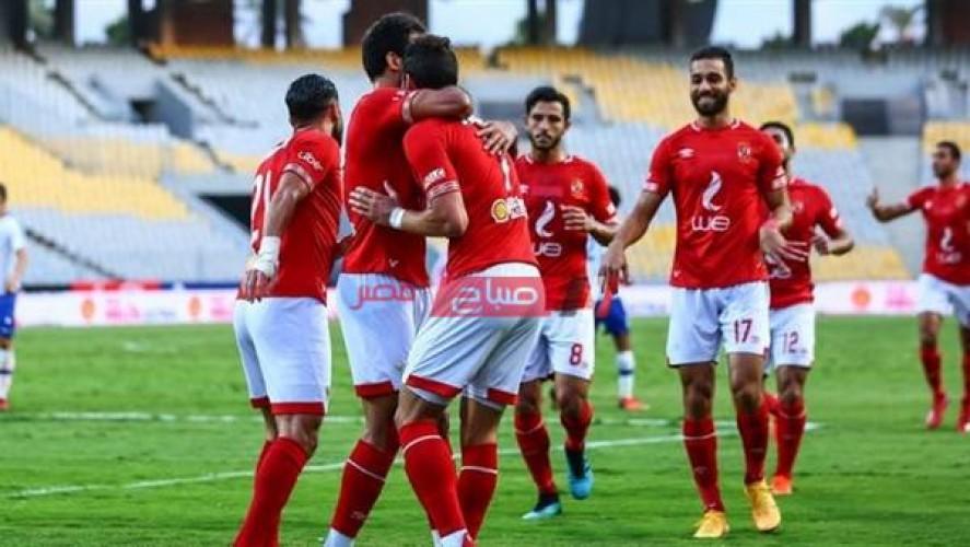 نتيجة مباراة الأهلي ووادي دجلة اليوم الدورى المصري
