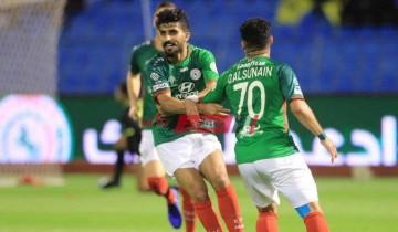 نتيجة وملخص مباراة الاتفاق والتعاون الدوري السعودي للمحترفين