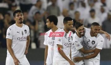 نتيجة مباراة السد وقطر اليوم دوري نجوم قطر
