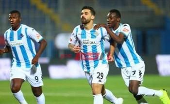 نتيجة مباراة بيراميدز وسيراميكا اليوم الدوري المصري