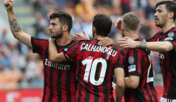 نتيجة مباراة ميلان وكالياري بطولة الدوري الإيطالي