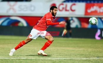 مروان محسن يخضع لبرنامج تأهيلي داخل التتش