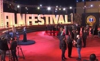 إقامة حفل افتتاح مهرجان القاهرة السينمائي في الهواء الطلق
