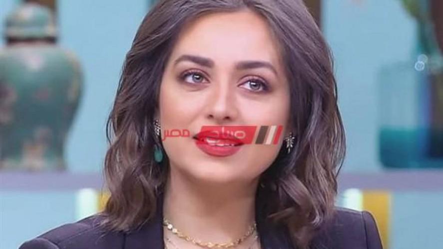 هبة مجدي تخضع لجلسة تصوير جديدة عبر إنستجرام