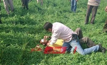 مشاجرة بين الجيران بالمنيا أدت إلى مصرع مزارع بسبب إصابته