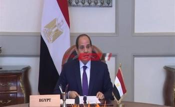 السيسي يوافق على قرض بقيمة 120 مليون يورو لتطوير معالجة الصرف الصحي بالإسكندرية