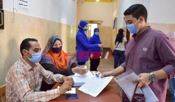 جامعة بني سويف توقع الكشف الطبى على 600 طالب من المستجدين