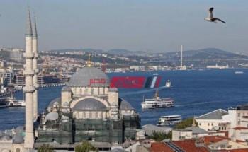 مركز الزلازل الأوروبي يعلن عن زلزال يضرب وسط تركيا