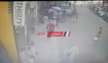 ننشر فيديوهات حادث ميدان سرور في دمياط ومصدر: طالب تسبب في دهس المواطنين أثناء سيره بسرعة جنونية