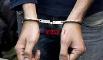 حبس المتهم بالإتجار فى المواد المخدرة بالجيزة 4 أيام