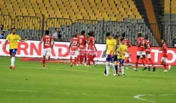 الأهلي يواصل زحفه نحو لقب الدوري بثلاثية في الدراويش