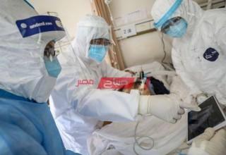 روسيا  تسجل15099 حاله جديده بفيروس كورونا