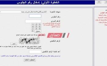 رابط الاستعلام عن نتيجة تقليل الاغتراب لطلاب الدبلومات الفنية 2020 بوابة الحكومة المصرية