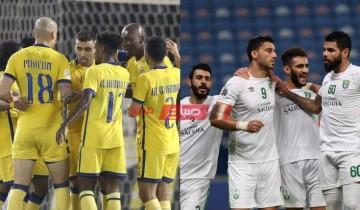 نتيجة مباراة النصر والأهلي دوري ابطال اسيا