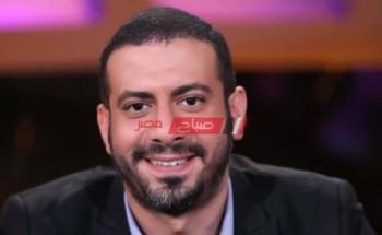محمد فراج يدعوا لـ دنيا وايمي