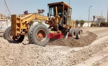 حملات مكبرة للتصدي لأعمال البناء المخالف في جميع أحياء الإسكندرية