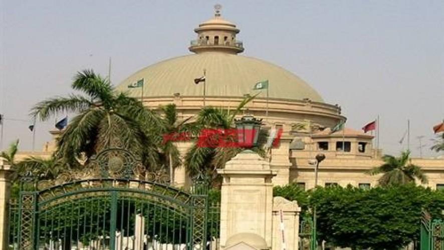 مصاريف جامعة القاهرة للطلاب المصريين جميع الكليات العلمية والأدبية