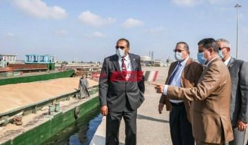 تعرف على موقف ميناء دمياط اليوم الخميس الموافق 17 / 9 / 2020