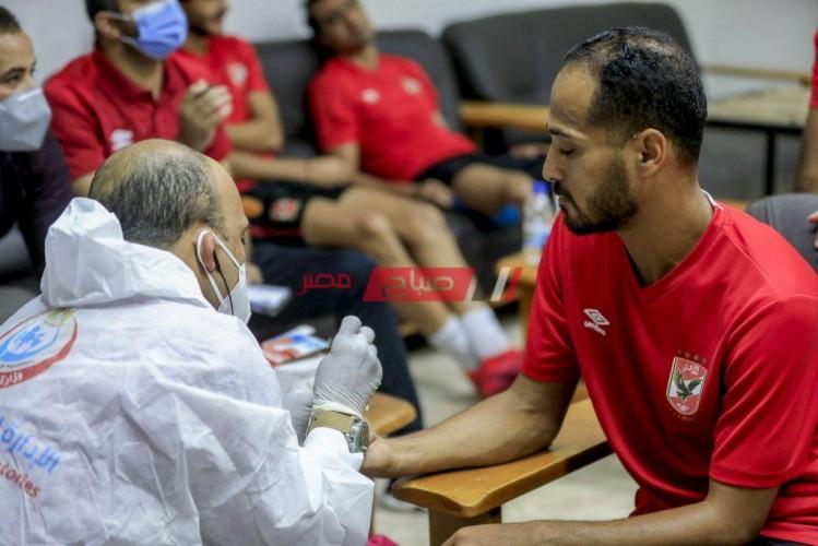 وليد سليمان يخضع للفحص الطبي بعد إصابته بالعضلة الأمامية