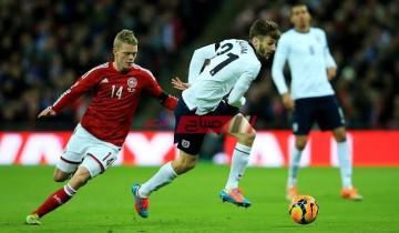 نتيجة مباراة إنجلترا والدانمارك بطولة دوري الأمم الأوروبية