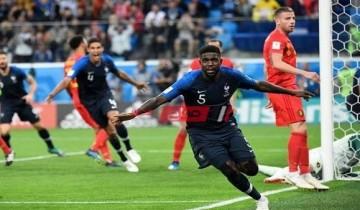 نتيجة مباراة فرنسا وكرواتيا بطولة دوري الأمم الأوروبية