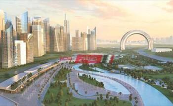 أفضل ثلاثة مشاريع في العاصمة الإدارية الجديدة