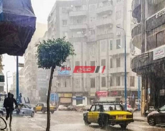 تقلبات جوية وتساقط أمطار يومي الثلاثاء والأربعاء علي الإسكندرية