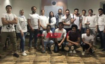 اسلام عماره وكريم شابو يستعدان لتقديم عرض جديد مع فرقه جولدن ستارز الفنية