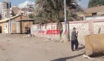 شن حملات مكثفة لأعمال النظافة والتجميل بمحافظة كفرالشيخ
