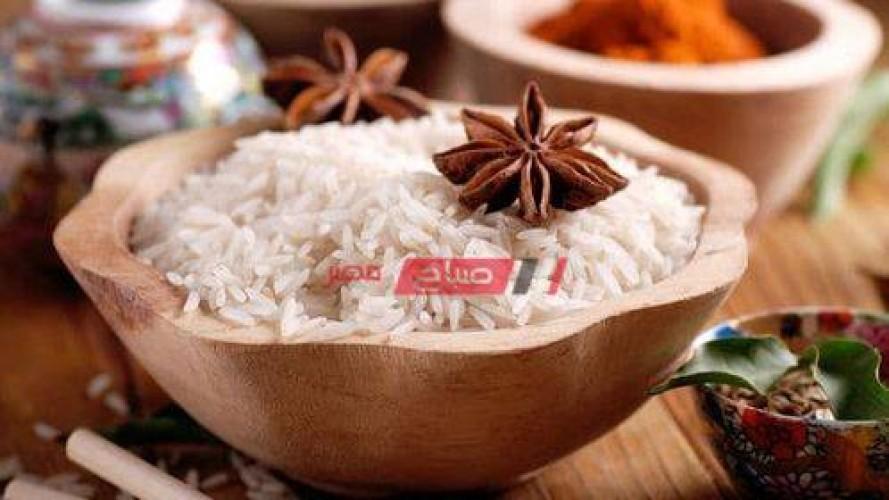 طريقة عمل الأرز البسمتى الأبيض بالزبدة فى نصف ساعة