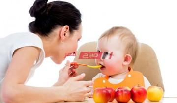 وجبات مختلفة بالتفاح لطفلك بعد إتمامه 6 شهور