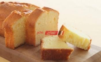 تعرفي علي أسهل طريقة لتحضير الكيكة بدون بيض او لبن بطعم هش جدا