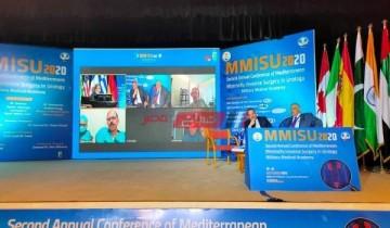 صحة دمياط : تشارك بالمؤتمر السنوي الدولي الثاني لدول حوض البحر الأبيض المتوسط