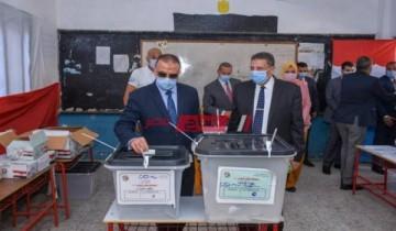 انتظام انتخابات مجلس النواب لليوم الثاني في الإسكندرية
