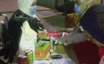 قومى المرأة : إنطلاق مبادرة 100مليون صحة من نادى الحرية للمعاقين ببورسعيد