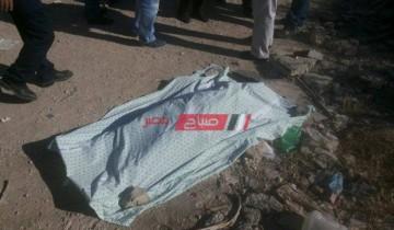 العثور على جثة شاب ملقاه داخل الأراضي الزراعية في كفر البطيخ بدمياط